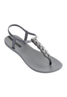 Ipanema---sandalen-voor-dames---Charm-Sandal---Grijs-&-Zilver