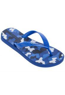 Ipanema---slippers-voor-jongens---Classic-VI-Kids---blauw-wit
