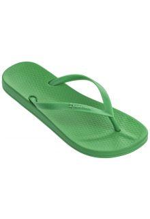 Ipanema---slippers-voor-dames---Anatomic-Tan-Colors---donkergroen