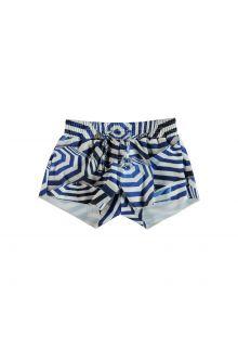 Molo---UV-zwemshorts-meisjes---Nicci---parasol
