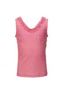 Petit-Crabe---UV-werende-tankini-top---Bloemen---Roze