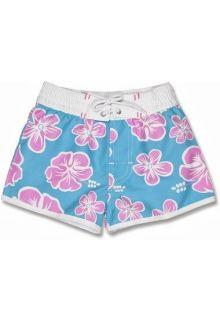 Snapper-Rock---UV-zwembroek-voor-kinderen---Hibiscus