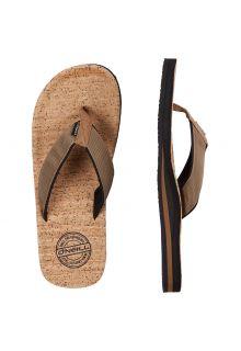 O'Neill---Slippers-voor-heren---bruin