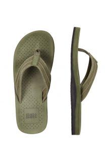 O'Neill---Slippers-voor-heren---olijfgroen