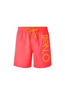 O'Neill---Zwemshorts-voor-heren---roze