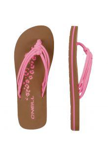 O'Neill---Slippers-voor-meisjes---roze