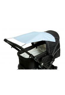 Altabebe---Universele-UV-zonnescherm-voor-kinderwagens---Rose