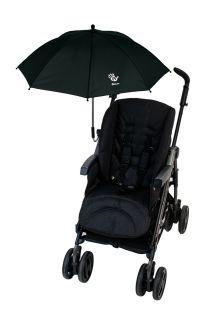 Altabebe---Universele-UV-parasol-voor-kinderwagens---Zwart