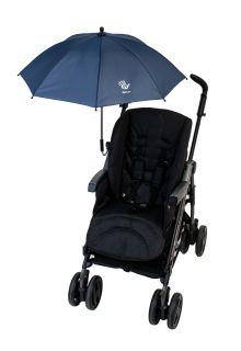 Altabebe---Universele-UV-parasol-voor-kinderwagens---Marineblauw