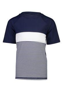Snapper-Rock---UV-Zwemshirt-voor-jongens---korte-mouwen---Navyblauw