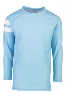 Snapper-Rock---UV-Zwemshirt-met-lange-mouwen-voor-jongens---Lichtblauw