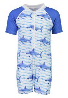 Snapper-Rock---UV-Zwemset-voor-baby's---School-of-Sharks---Blauw