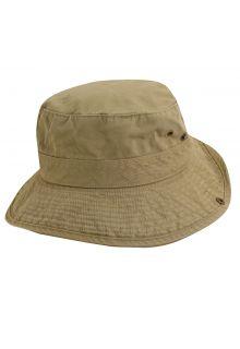 Dorfman-Pacific---UV-hoed-voor-kinderen---Kaki/Zwart