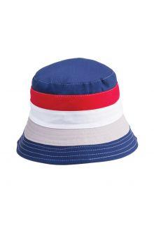 Emthunzini-Hats---UV-Bucket-hoed-voor-jongens---Charlie---Nautische-streep