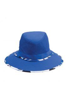 Emthunzini-Hats---Breedgerande-UV-hoed-voor-jongens---Billy---Blauw