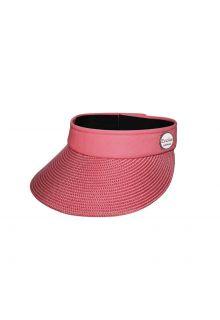 Emthunzini-Hats---Zonneklep-voor-dames---Evoke-Morgan-Peak---Roze