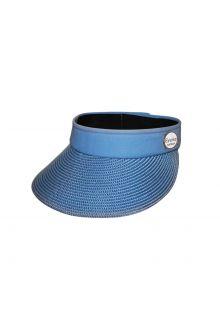 Emthunzini-Hats---Zonneklep-voor-dames---Evoke-Morgan-Peak---Blauw