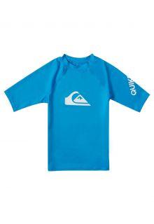 Quicksilver---UV-zwemshirt-voor-jongens---All-Time---Helderblauw