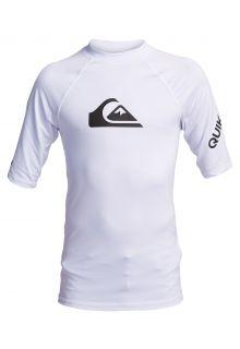 Quicksilver---UV-zwemshirt-voor-tieners---All-time---Wit