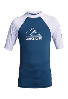 Quicksilver---UV-zwemshirt-voor-tieners---On-Tour---Grijsblauw