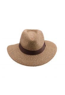 Emthunzini-Hats---UV-Fedora-zonnehoed-voor-volwassenen---Oscar---Bruin