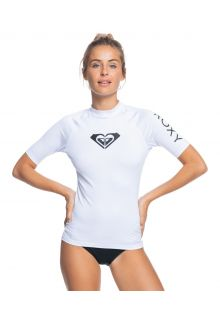 Roxy---UV-Zwemshirt-voor-dames---Whole-Hearted---Wit