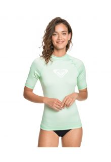 Roxy---UV-Zwemshirt-voor-dames---Whole-Hearted---Beekgroen