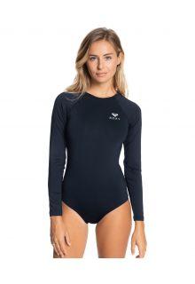 Roxy---UV-Badpak-voor-dames---Longsleeve---Essentials---Antraciet
