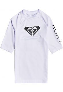 Roxy---UV-Zwemshirt-voor-tienermeisjes---Whole-Hearted---Wit