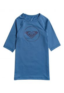 Roxy---UV-Zwemshirt-voor-tienermeisjes---Beach-Classics---Moonlight-Blue