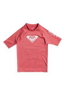 Roxy---UV-Zwemshirt-voor-jonge-meisjes---Whole-Hearted---Desert-Rose