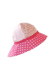 Emthunzini-Hats---UV-Zonnehoedje-voor-baby's---Gracie---Fuchsia