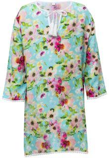 Snapper-Rock---Tuniek-voor-meisjes---Watercolor-Floral---Blauw/Roze