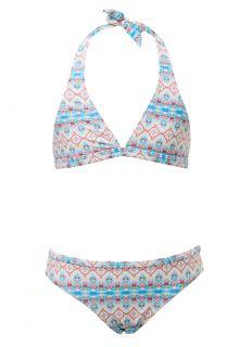 Snapper-Rock---Triangle-Bikini---Marrakesh---Turquoise/Oranje