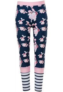 Snapper-Rock---UV-Zwem-leggings---Navy-Orchid---Roze/Donkerblauw