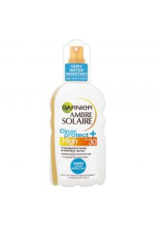 Garnier---UV-zonnebrandspray---Ambre-solaire-Clear-protect-spray-SPF30