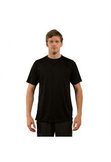 Vapor-Apparel---UV-shirt-met-korte-mouwen-voor-heren---zwart