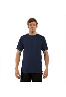 Vapor-Apparel---UV-shirt-met-korte-mouwen-voor-heren---donkerblauw