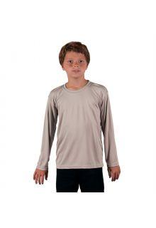 Vapor-Apparel---UV-shirt-met-lange-mouwen-voor-kinderen---grijs