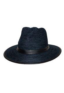 Rigon---UV-fedorahoed-voor-heren---Joel---Gemengd-navy-blauw