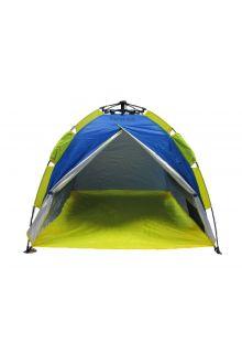 Banz---UV-Shelter---UPF50+-Strandtent---Klein---Blauw/geel