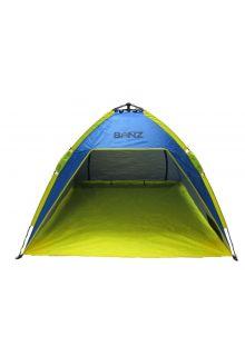 Banz---UV-Shelter---UPF50+-Strandtent---Groot---Blauw/geel