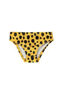Beach-&-Bandits---Bikinibroekje-met-uv-bescherming-voor-meisjes---Boxfish---Geel
