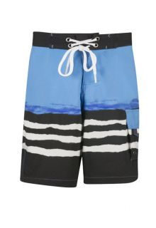 Snapper-Rock---Boardshort---Golf-strepen