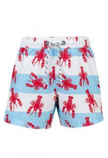 Snapper-Rock---Zwembroek-Lobster---Blauw-/-Rood