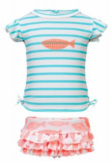 Snapper-Rock---UV-zwemset-ruches-Coral-Fish---Roze-/-Aqua