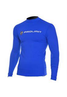 Prolimit---Zwemshirt-voor-heren-met-lange-mouwen---Royal-blauw