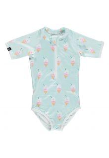 Beach-&-Bandits---UV-zwempak-voor-meisjes---Aloha-Ice-Cream---Multi
