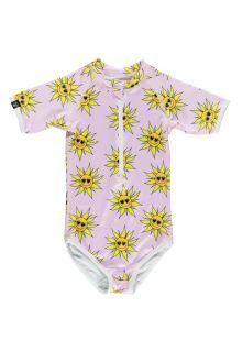 Beach-&-Bandits---UV-zwempak-voor-meisjes---Sunny-Flower---Multi