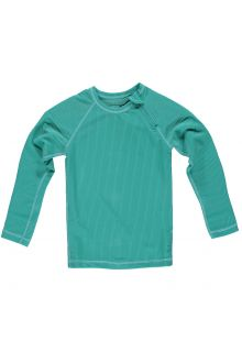 Beach-&-Bandits---UV-zwemshirt-voor-kinderen---Ribbed-Collectie---Lagune
